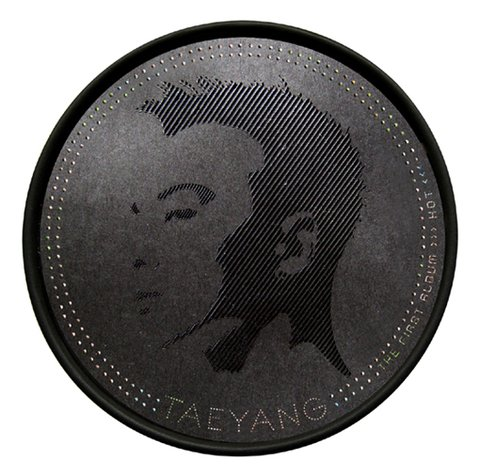 TAEYANG - 1st Mini Album [HOT]