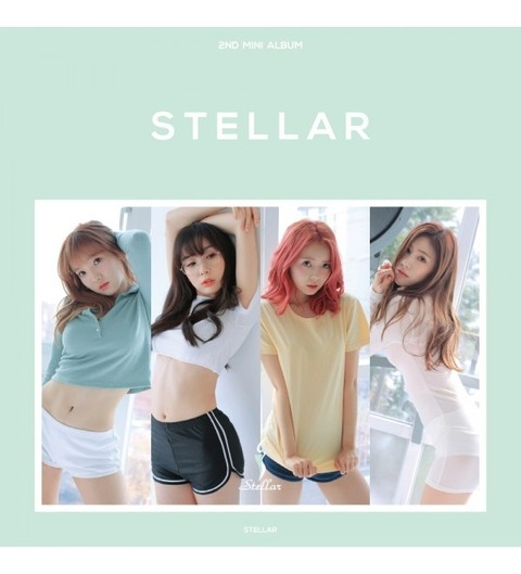 STELLAR - 2nd Mini Album [STING]