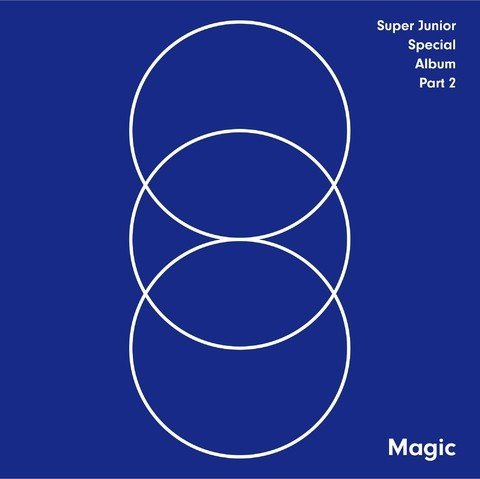 SUPER JUNIOR - Special Album Pt. 2 [MAGIC]