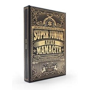 SUPER JUNIOR - 7th Album [MAMACITA]