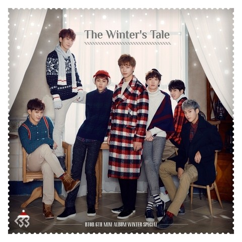 BTOB - 6th Mini Album [THE WINTER'S TALE]