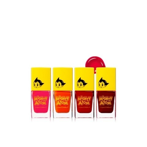 [TONYMOLY] MIGHTY ATOM EDITION: MIGHTY ATOM LIP TONE GET IT TINT 9.5G