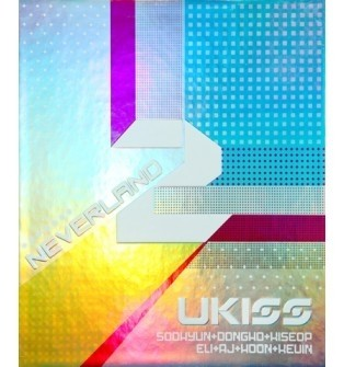 U-Kiss - 2nd Album [NEVERLAND]