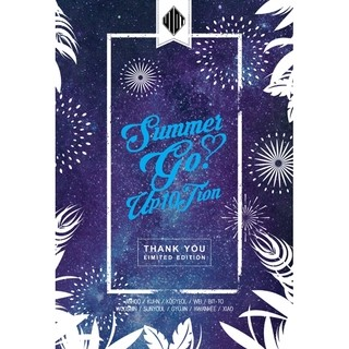 UP10TION - 4th Mini Album [SUMMER GO! THANK YOU] (Limited Edition)