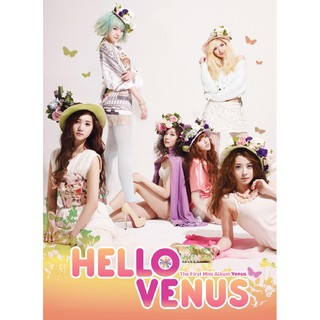 HELLO VENUS - 1st Mini Album [VENUS]