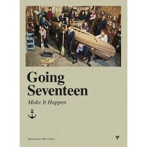 SEVENTEEN - 3rd Mini Album [GOING SEVENTEEN]