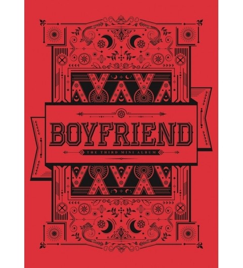 BOYFRIEND - 3rd Mini Album [WITCH]
