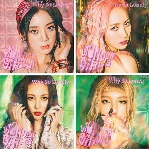 WONDER GIRLS - Single Album [WHY SO LONELY]