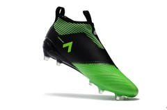 Adidas ACE 17+ PureControl FG Black Green