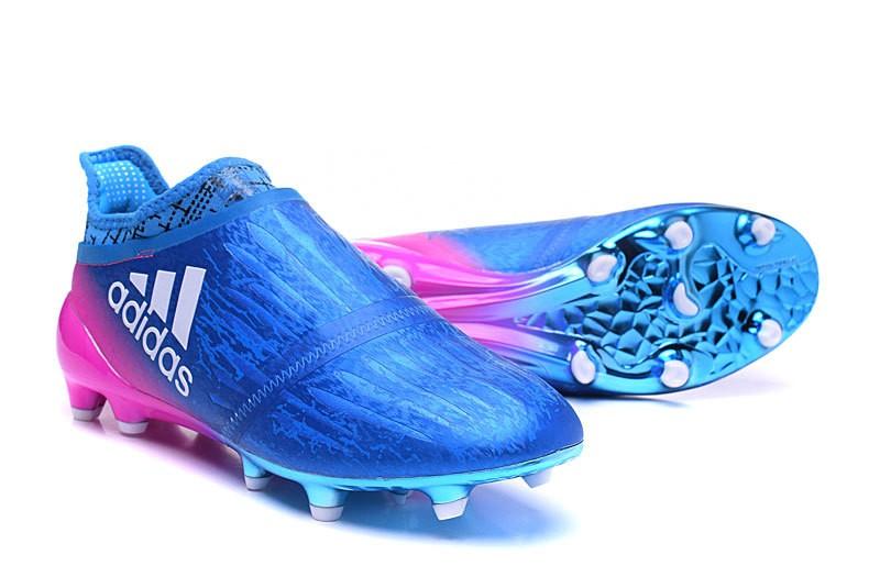 adidas azul rosa