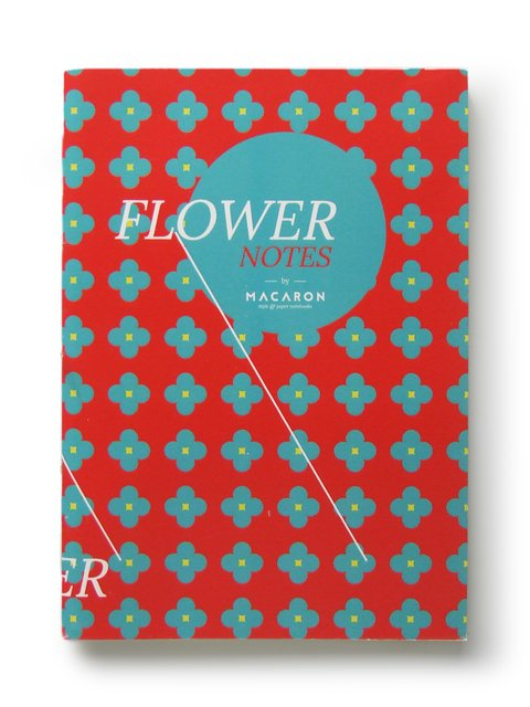 Libreta Flower Notes Crux  - comprar online