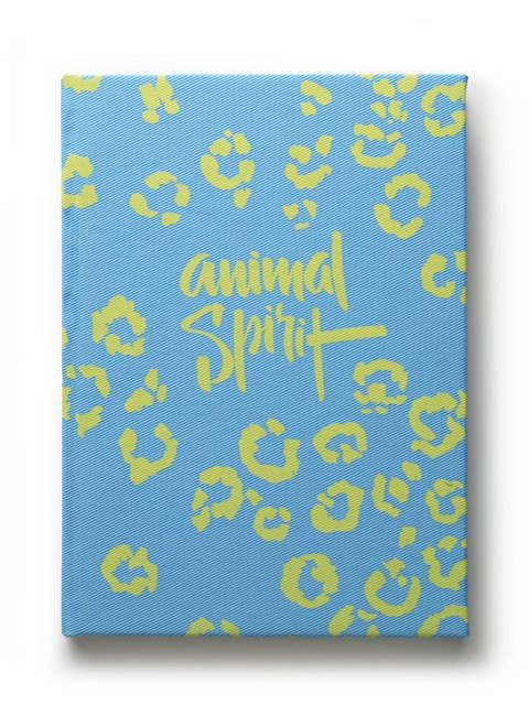 Cuaderno Animal Spirit Leopard