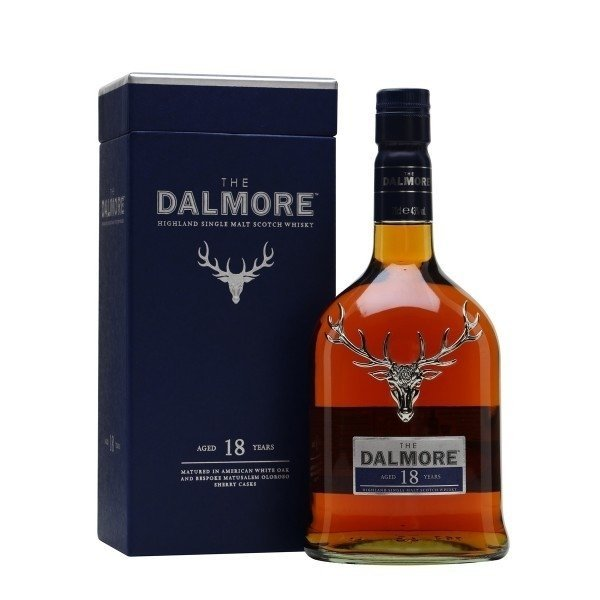 Dalmore 18 años 700 cl Whiskies