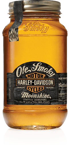 Ole Smoky Harley Whiskies