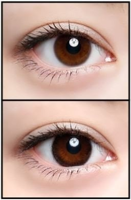 Circle lens ~Barbie Brown~ - comprar online