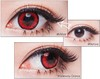 Circle lens -Vessen Red- na internet