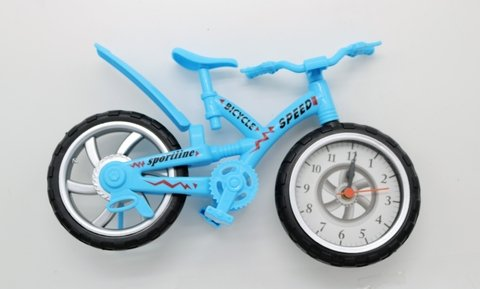 RELOJ FIG BICICLETA SURTIDO 3 COLOR