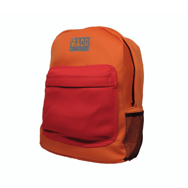 Mochila Blend Orange & Red