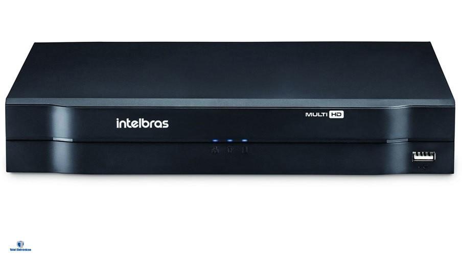DVR Intelbras Multi HD 16 Canais MHDX 1016