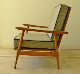 Par de sillones escandinavos comprar en retrodeco - Sillones contemporaneos ...