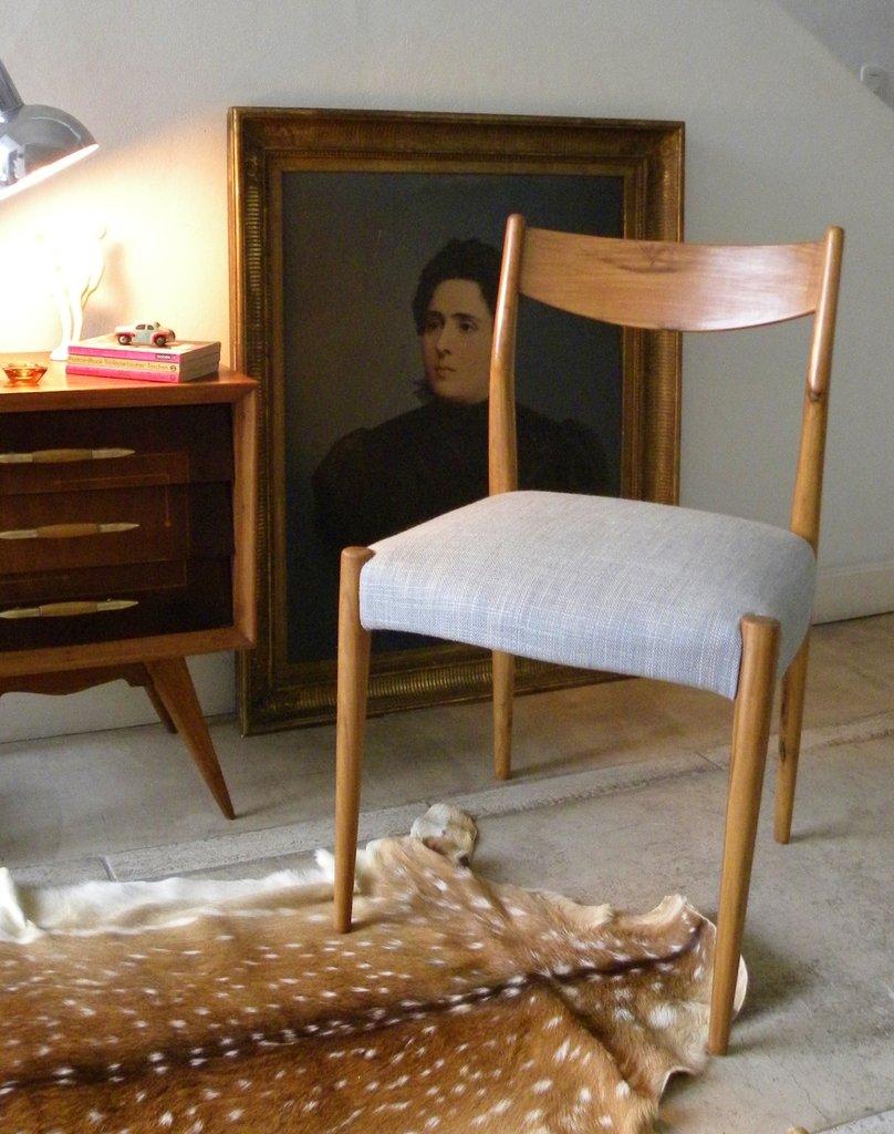 Silla escandinava comprar en retrodeco for Silla escandinava