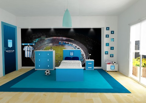 Habitacion de Racing Club