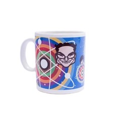"Taza Costhansoup ""The big bang theory"""