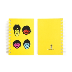 "Cuaderno Costhansoup ""Beatles"" - comprar online"