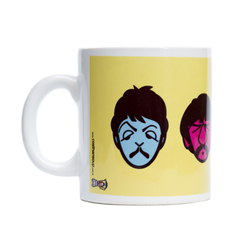 "Taza Costhansoup ""Beatles"" - comprar online"