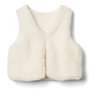 Colete Sherpa Fleece - GAP