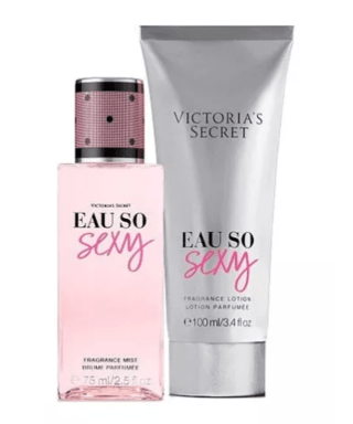 Kit Perfume E Creme Corporal - Eau So Sexy - Victoria's Secret