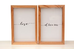 Cuadros Love & Dream