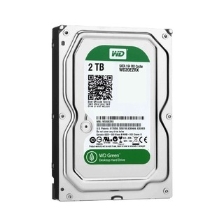 Disco Rigido 2tb Western Digital Sata 3 64mb Wd Caviar Green