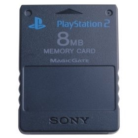 Memory Card PS2 8MB