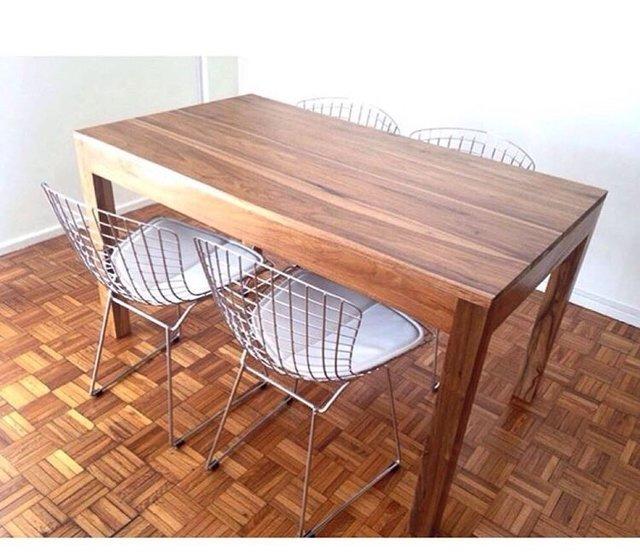 mesa comedor madera - Mesas De Comedor Madera