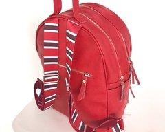 Mochila Doble Star - lu bocoy