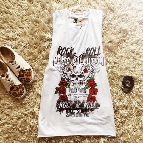 T-Shirt Rock Feeling