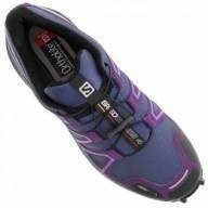 TÊNIS SALOMON SPEEDCROSS 4 CLIMA SHIELD CS FEMININO - comprar online