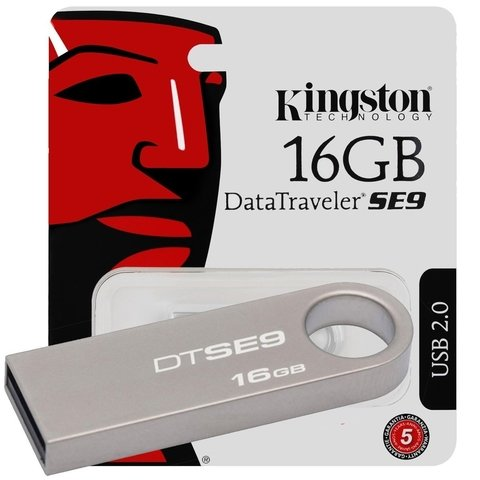 Pen Drive Kingston 16GB 2.0