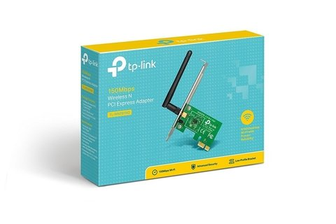 Placa Wi-Fi PCI-Express Tp-Link TL-WN781ND
