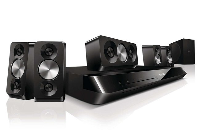 Home Theater PHILIPS Hts-5533/55 1000w