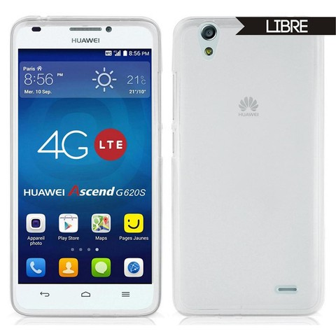 Celular HUAWEI G-620S 4G Quad-Core 1.2GHz 8Mp Android 4.4