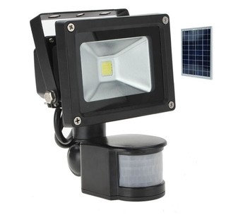 reflector led solar energia sustentable