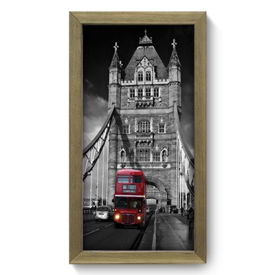 Quadro Decorativo - London Bridge - 001qdmm