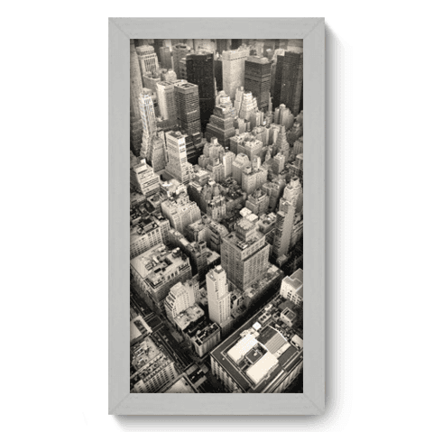 Quadro Decorativo - New York - 004qdmb