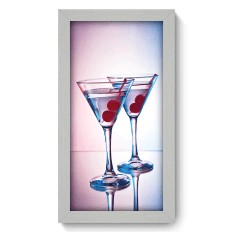 Quadro Decorativo - Drink - 007qdcb