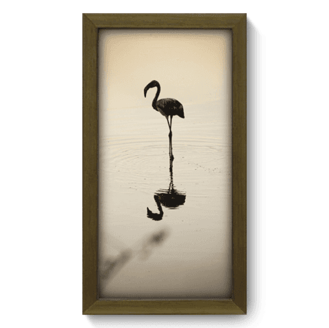 Quadro Decorativo - Flamingo - 010qdsm