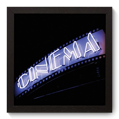 Quadro Decorativo - Cinema - 015qdhp
