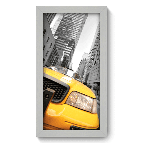 Quadro Decorativo - New York - 015qdmb