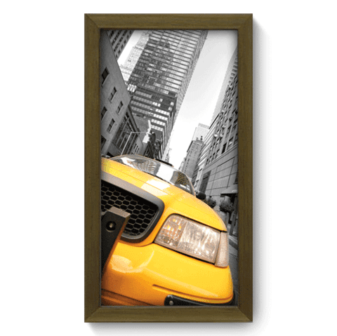 Quadro Decorativo - New York - 015qdmm